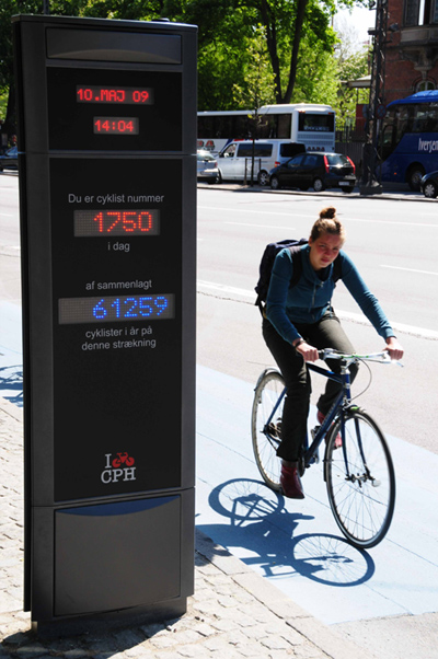 Automated Bike Counter
